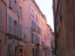 and gives Aix's landscape a pink tinge.