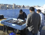 Or stop by Marseille's port for fresh fish.