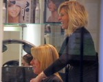 A peek into the beauty shop  (Aix)
