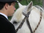 Goodbye to a friend (Camargue funeral)