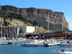 The port of Cassis.