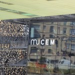 until we reached the MuCEM, the new museum dedicated to the cultures of the Mediterranean.
