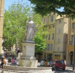 May is a magnificent month in Aix-en-Provence.