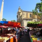 Market Saturday erupts in Place des Precheurs